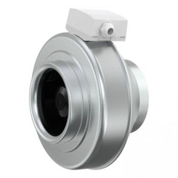 Круглый канальный вентилятор K 125 XL sileo