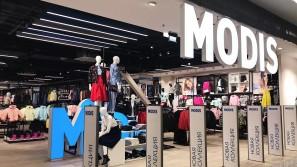 Магазин одежды MODIS