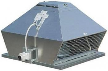 Крышный вентилятор дымоудаления DVG-H 355D4/F400