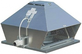 Крышный вентилятор дымоудаления DVG-H 315D4/F400