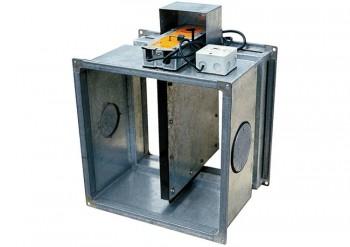 Клапан КЛОП-1(60)-НО-МВ(220)-800х800