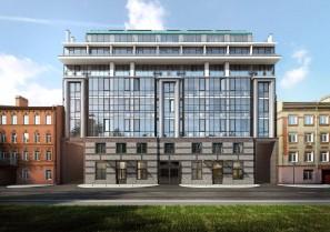 ЖК Днепропетровская 37 «Многоквартирный жилой дом с пристроено-встроенными помещениями и подземной автостоянкой»
