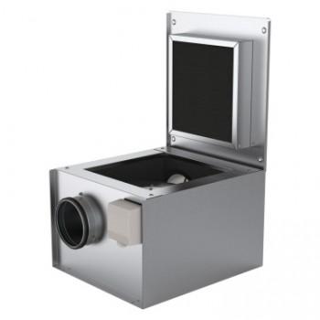 Вентилятор KVK 160 М в шумоизолированном корпусе