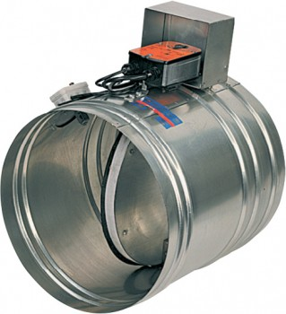 Клапан КЛОП-1(60)-НО-Ф160-MB(220)