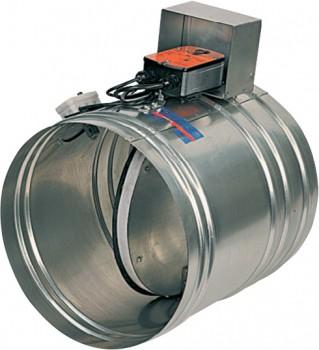 Клапан КЛОП-1(60)-НО-Ф250-MB(220)