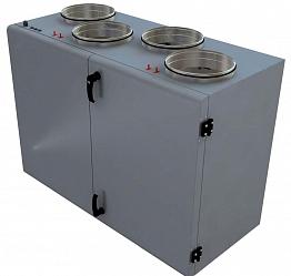 Приточно-вытяжная установка с пластинчатым рекуператором Lessar LV-PACU700VE(L/R)-V4