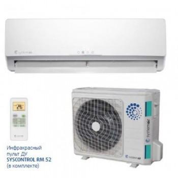 Настенный кондиционер  Systemair SYSPLIT WALL SMART 09 HP Q
